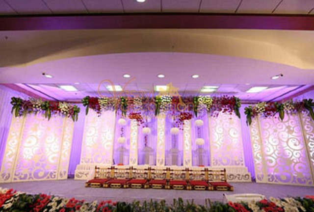 Royal Backdrops and Drapery