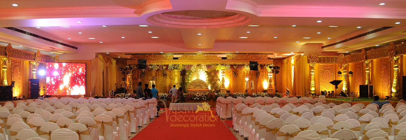 Vasavi Decorations and Sound Service