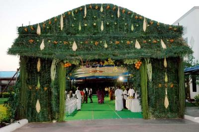 Pandhal Decorations