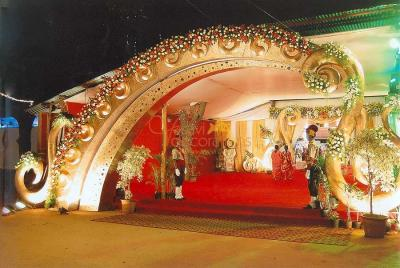 Entrance Decorations